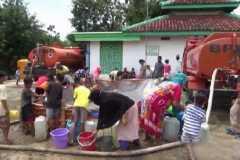 BPBD Ngawi distribusikan bantuan air bersih ke desa alami kekeringan